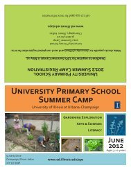 University Primary School Summer Camp is a place for you!
