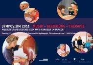 Flyer Symposium - Wolfgang Fasser