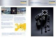 Commercio Con profilati in alluminio, elementi di fissaggio e ...