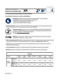 Neopreenist kaitsekindad - BERNER International GmbH