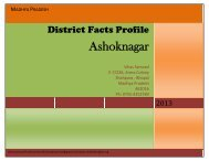 District Facts Profile - Media and Rights