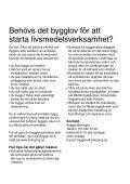 Broschyren Starta livsmedelsverksamhet - Enköping - Page 4