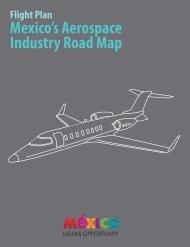 1. The Mexican Aerospace Industry - ProMéxico