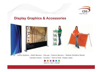 Display Graphics & Accessories - CDS