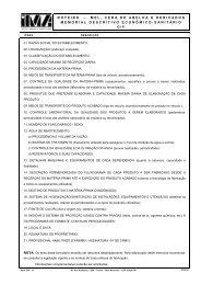 mel, cêra de abelha e derivados - Intranet - IMA Instituto Mineiro de ...