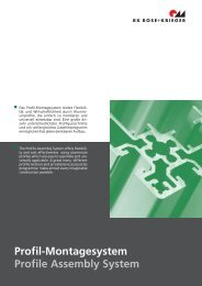 Katalog BLOCAN-Profile - AVS Phoenix Mecano