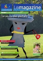 Le magazine de mars 2013 - Chateaubourg