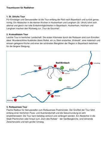 zu den Tourenvorschlägen [PDF]