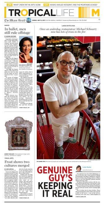 Miami Herald: Spanish Colonial Art - The Patricia & Phillip Frost Art ...