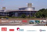Kent Property Market 2003 - 2011 Kent Property Market