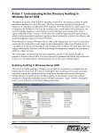 The Essential Series to Active Directory 2008 ... - Eddie Jackson - Page 4