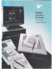 Farr Company Filtration & Indoor Air Quality: A Two ... - Filterair.info
