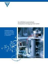 Broschüre Kreisel.indd - WÖHWA Waagenbau GmbH