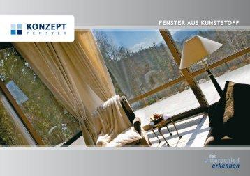 FENSTER AUS KUNSTSTOFF - Schoener-bauen24.de
