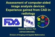 Assessment of computer-aided image analysis devices - Pathology ...