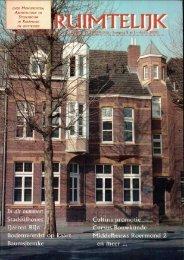 Ruimtelijk maart 2000 - Stichting Ruimte Roermond