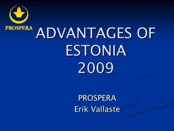 8_Advantages of Estonia 2009.pdf - Intax Info