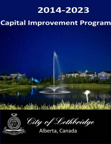 2014 - 2023 Capital Improvement Program