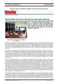 THE FOURTH NATIONAL VinaREN FORUM - TEIN3 - Page 4