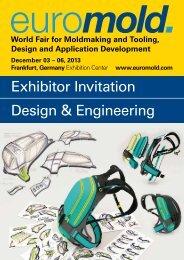 Flyer design + engineering - EuroMold