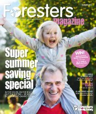 Download this issue - Foresters Friendly Society