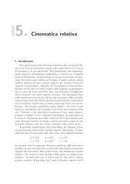 5. Cinematica relativa