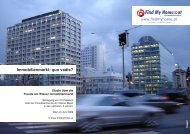 Immobilienmarkt: quo vadis?