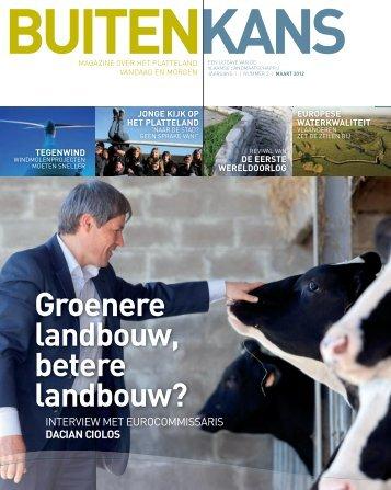 Buitenkans - Vlaamse Landmaatschappij