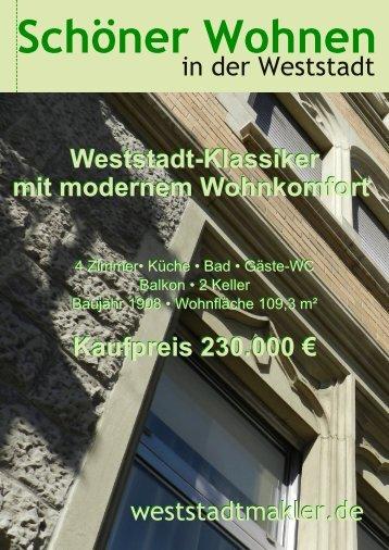in der Weststadt weststadtmakler.de
