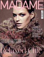 Madame Oktober 2011 - Hotel Die Sonne Frankenberg
