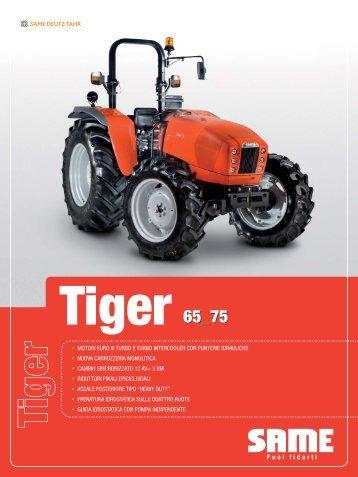 Trattori Same Tiger 65-75
