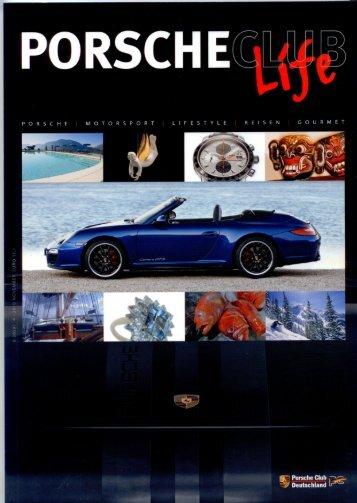 Porsche Club Life November 2010 - Hotel Die Sonne Frankenberg