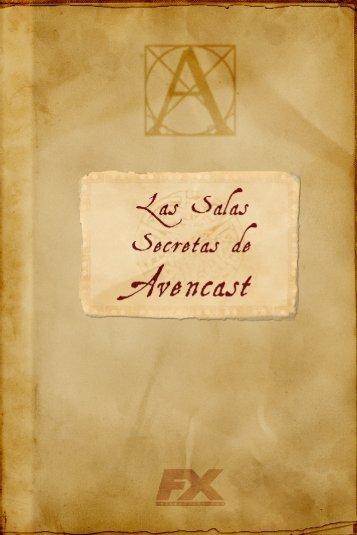 Las Salas Secretas de Avencast. Ya disponible. - FX Interactive