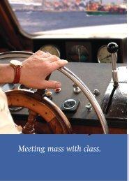 Meeting mass with class. - Rhombus Rollen