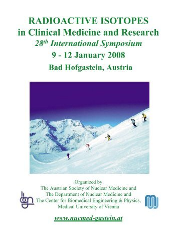 RADIOACTIVE ISOTOPES in Clinical Medicine and Research