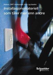 Last ned PDF av Robust - Schneider Electric