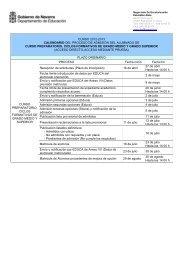 curso 2012-2013 calendario del proceso de admisión del alumnado ...