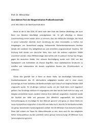 Rede Prof. Dr. Hiltrun Kier