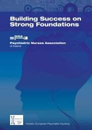 Building Success on Strong Foundations - PNA