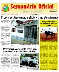 Procon de Avaré mostra eficiência no atendimento - Câmara ...