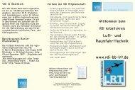 Luft- und Raumfahrttechnik www.vdi-bb-lrt.de - (VDI) Berlin ...