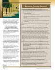 Succession planning protects you and your clients - The Law ... - Page 6