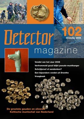 Detector Magazine 102 - De Detector Amateur