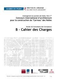 B – Cahier des Charges - Association Accomplir