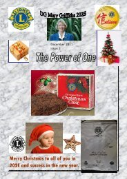 202E publication issue 2 December 2011 - Lions Clubs New Zealand