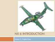 NX 6 Basic Features