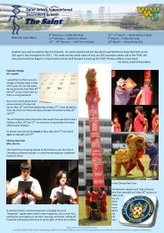 Secondary Newsletters Term 2 Issue 5