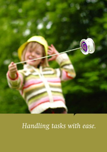 Handling tasks with ease. - Rhombus Rollen