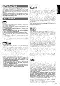 Model SR4300 User Guide AV Surround Receiver - Marantz - Page 6