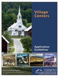 Village Center Designation Application Guidelines